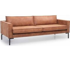 sofa i læder cm - Vintage cognac Outdoor Sofa, Outdoor Furniture, Outdoor Decor, Couch, Vintage, Design, Home Decor, Settee, Decoration Home