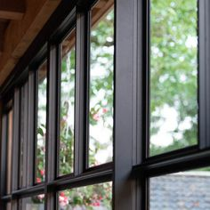 detail vlakverdeling stalen deur Types Of Doors, Steel Doors, Ramen, Deur Detail, Pergola, Windows, Surface, Arbors, Window