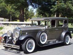 1927 Stutz Limousine