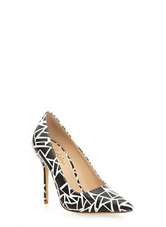 Pointed Toe Stiletto Heels