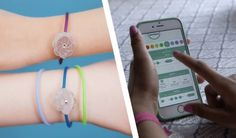 Jewelbots Are Friendship Bracelets That Teach Girls To Code. Love this step up in a male-dominated (and highly paid) industry.