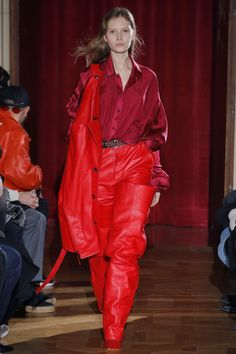 Y/Project Fall 2017 Ready-to-Wear Fashion Show Collection
