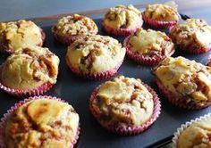 Kinderschokolade in Muffinform mit einem Schokobon-Kern - Was will man mehr? Lecker lecker lecker! :) Für ca. 12 Muffins benötigt ...