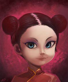 Chinese girl by DFer32 on DeviantArt