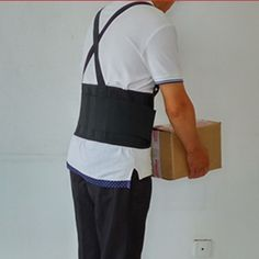 industrial back support belt to protect waist area . Elastic back support, neoprene lumbar support belt . double pull waist support belt , EOm back brace Back Posture Corrector, Suspenders, Flexibility, Industrial, Medical, Belt, Safety, Sports, Circuit