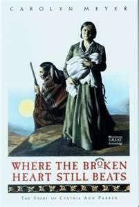 Book about Cynthia Ann Parker