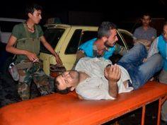 SUMAN 27 LAS VÍCTIMAS POR EL BOMBARDEO A HOSPITAL EN SIRIA