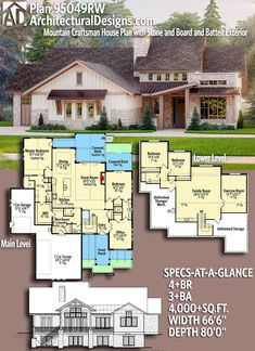 99 best homes for the sloping lot images in 2019 architecture rh pinterest com