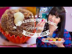 BRIGADEIRO DE PAÇOCA   I Could Kill For Dessert 90 #ICKFD - YouTube