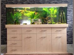 Diy Aquarium Stand, Aquarium Ideas, Diy Furniture Plans Wood Projects, False Ceiling Design, Aluminium, Modern, How To Plan, House, Houses