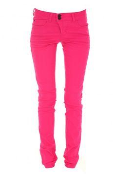 Pantalon Pop Gambler Vero Moda Rose