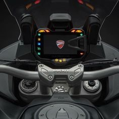 The new Multistrada 1260-S and D Air are equipped with a new 5 TFT instrument panel. Increased resolution better readability in sunlight and graphics that now make menu navigation and settings access much easier. smcbikes.com 01142525454