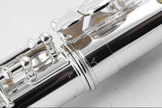 新しいホットYFL-211SLmusical計器Flute16以上電子キーフルート音楽プロフェッショナル無料