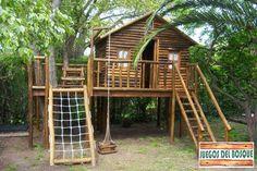 Hut House, Kids House, Budget Patio, Diy Patio, Cubby Houses, Play Houses, Casas Club, Diy Exterior, Wendy House