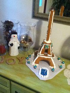 """Eiffel Tower"" Janel M. (Landmark)"