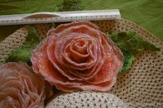 """Броши """"Апрельские Розы"""" – купить в интернет-магазине на Ярмарке Мастеров с доставкой - FJ8QDRU"""