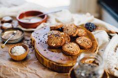 paleo vegan lavender shortbread cookies   recipe via will frolic for food