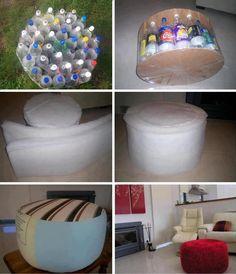 Reciclaje envases de plástico