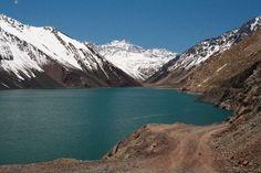 Embalse El Yeso, Cajón del Maipo, Chile
