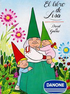 Álbum EL libro de Lisa (Danone, 1985) Nostalgia, Lisa S, Album Book, Facebook Sign Up, Childhood Memories, Pikachu, The Past, Fan Art, Animation