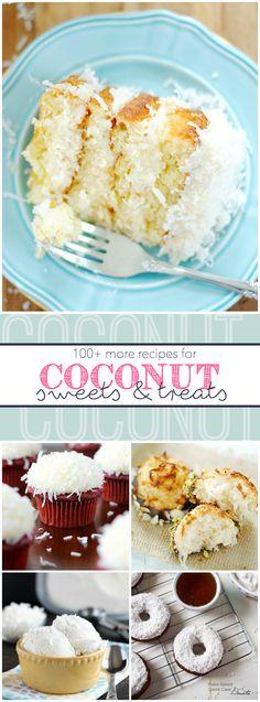 100+ MORE Coconut Recipes!