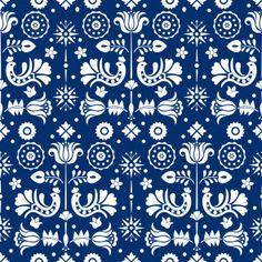 Látka úplet jablonica modrá by Takoy® Textiles, Alexander Mcqueen Scarf, Fabrics, Textile Art
