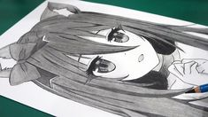 anime wolf pencil drawings draw only drawing 5m