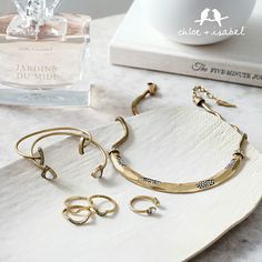 Make an impression with our Lunette + Geovista must-haves!  www.chloeandisabel.com/boutique/miralucy