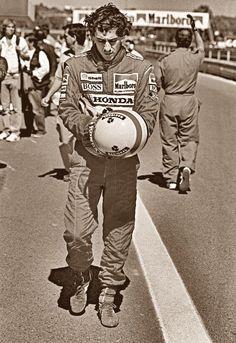 complete inspiration -  Ayrton Senna