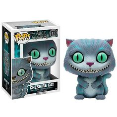 Buy Disney Alice in Wonderland Cheshire Cat Pop! Vinyl Figure here at Zavvi. We've great prices on games, Blu-rays and more; as well as free UK delivery on all orders, so be sure not to miss out!