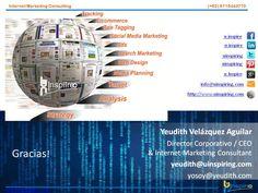 Creamos Estrategias de Marketing Digital y Social Media  contacto@uinspiring.com http://uinspiring.com/