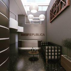 One of my desings #hall #lovedesign #renovation #rendering #vray #lights #textures #details #design by solmarisol_moran