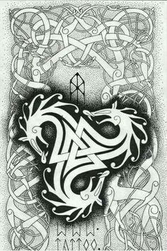 I Love Vikings Tshirt Norse Tattoo, Celtic Tattoos, Viking Tattoos, Celtic Mother Tattoos, Armor Tattoo, Warrior Tattoos, Wiccan Tattoos, Indian Tattoos, 3d Tattoos