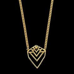 Zoe and Morgan minx necklace.