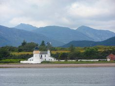 Corran Lighthouse near Fort William | Europe a la Carte Travel Blog