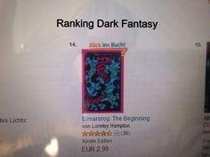 """So """"Dark"""" ist es eigentlich gar nicht aber ich freue mich über diesen tollen Platz im Ranking"""