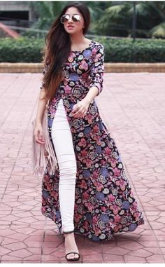 df8c8f810b09a Love the top with the side Aashna Shroff