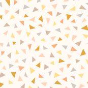 Triangle Confetti Spring by kimsa