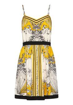Rainforest Strappy Dress