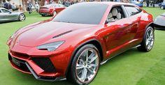 New Lamborghini SUV Headed to Production | CAFE SpA (cafespa.com)