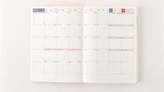 Original Hobonichi Techo Book (Monday Start) (Sunday Start) - Planner Lineup - HOBONICHI TECHO 2015