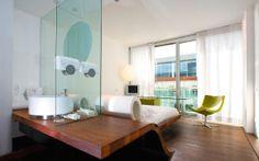 Hotel Radisson Blu Roma 5* en Roma con hasta un -70% de descuento! #VoyagePriveES #escapadas #hoteles #diseño #vanguardia