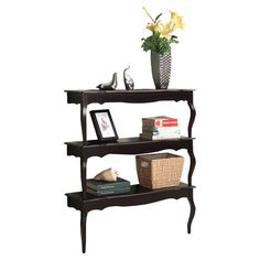 You should see this 3 Tier Shelf in Cherry on Daily Sales!