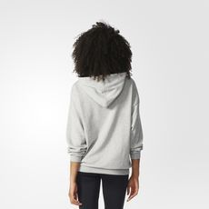 adidas - Bluza z kapturem Trefoil Hoodie