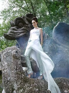 Shelight #shoes on #Vogue #Sposa 01.09.12