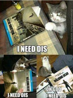The Walking Dead ..I needs it!!! #twd