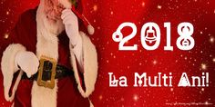 2018 La Multi Ani New Year 2018, Nouvel An, Happy New Year, Fictional Characters, Fantasy Characters, Happy New Year Wishes
