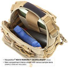 Maxpedition Remora Gearslinger Shoulder Sling Tactical Messenger Gear Bag