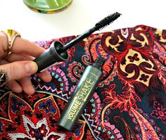 BEAUTY: RIMMEL 'VOLUME SHAKE MASCARA' - MY THOUGHTS | good golly miss hollie