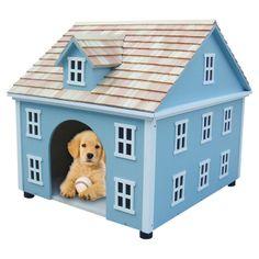 lovely doghouse